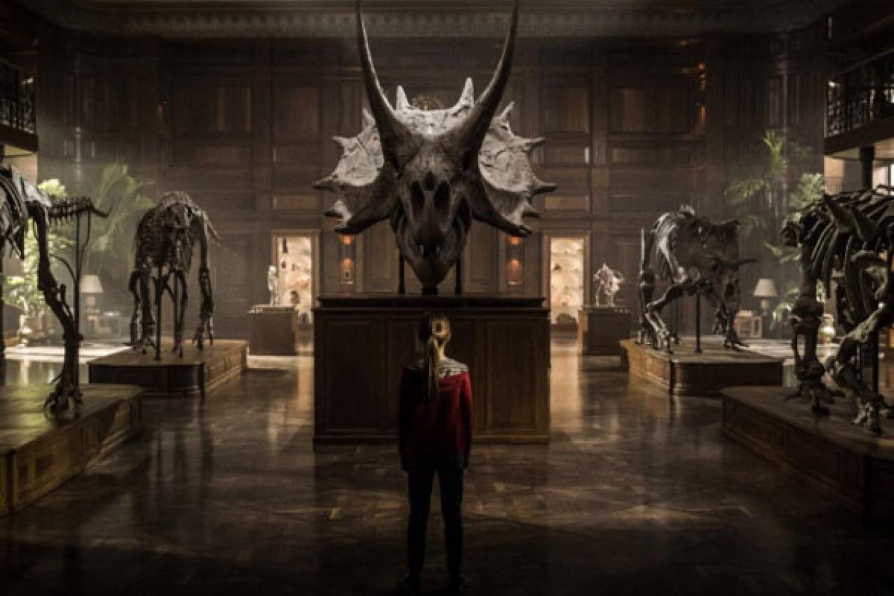 Jurassic World 2: El Reino Caido (estreno)
