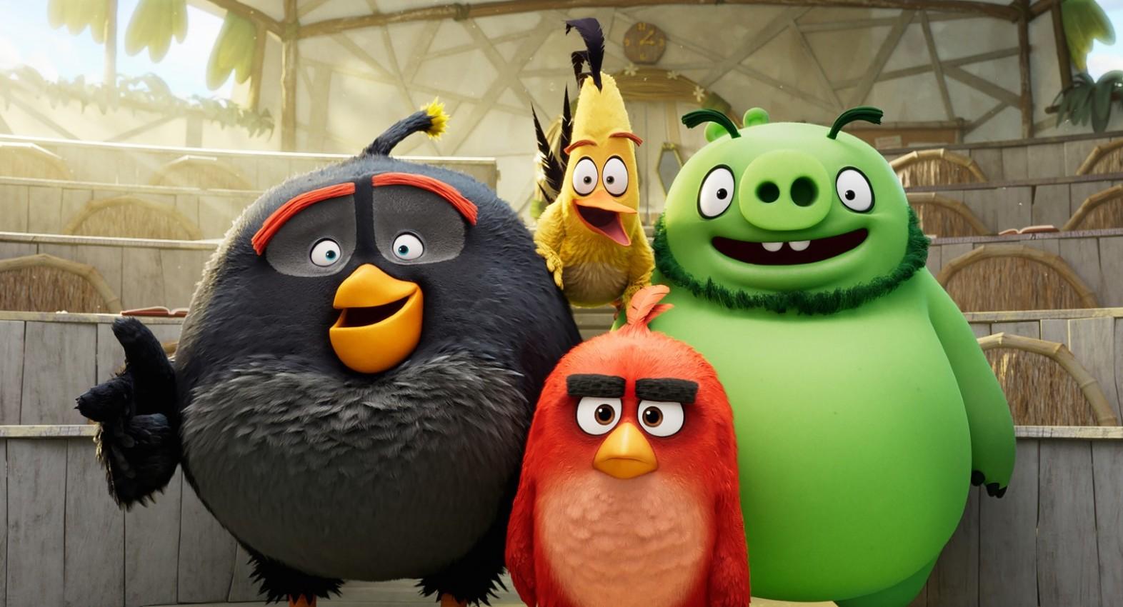 Angry Birds 2 (estreno)