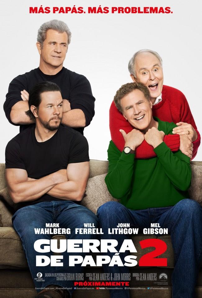Guerra de Papás 2 (estreno)