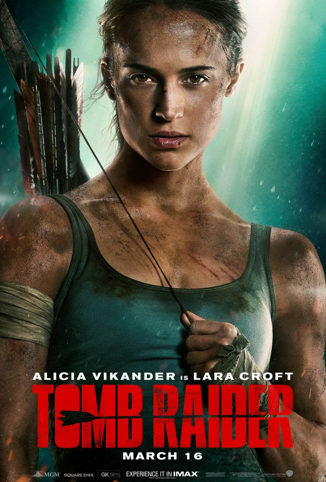 Tomb Raider (estreno)
