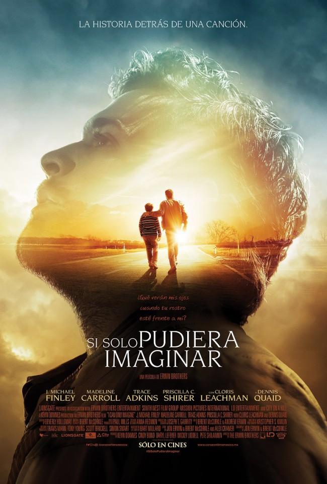 Si Solo Pudiera Imaginar (estreno)