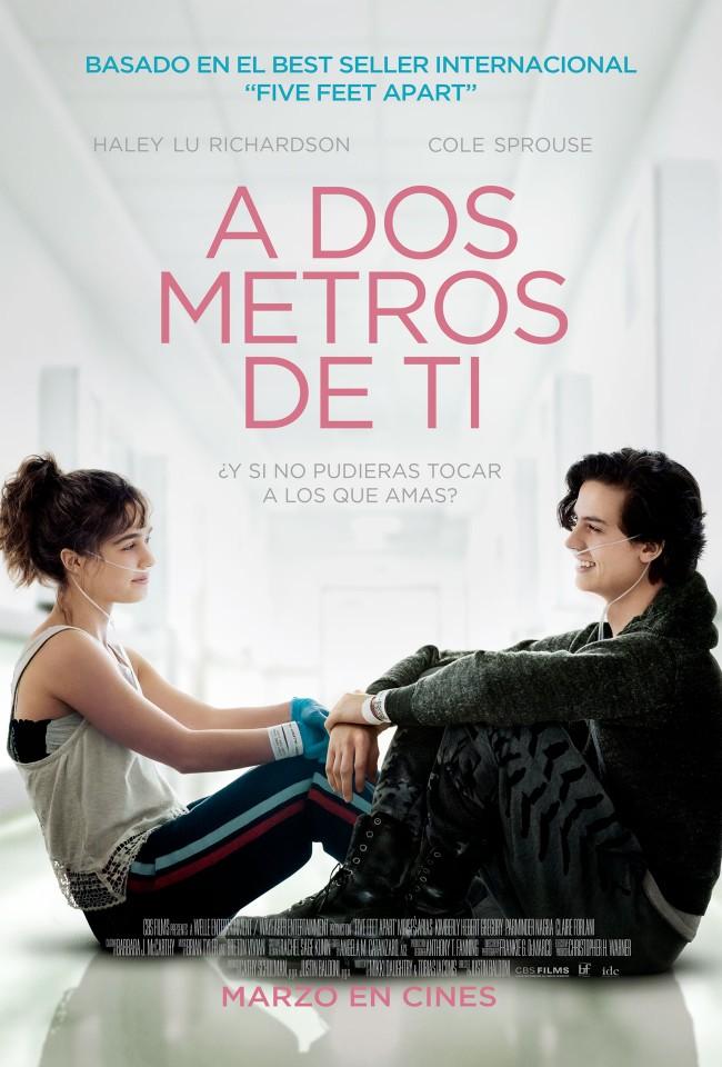 A Dos Metros De Ti (estreno)