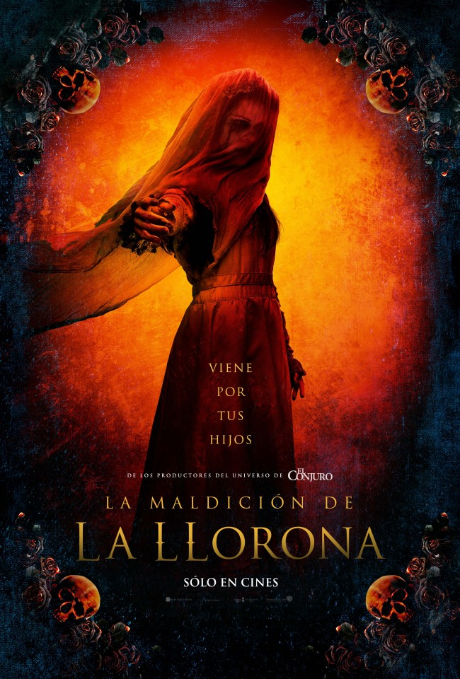La Maldición De La Llorona (estreno)