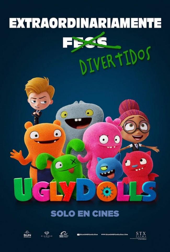 Ugly Dolls (estreno)