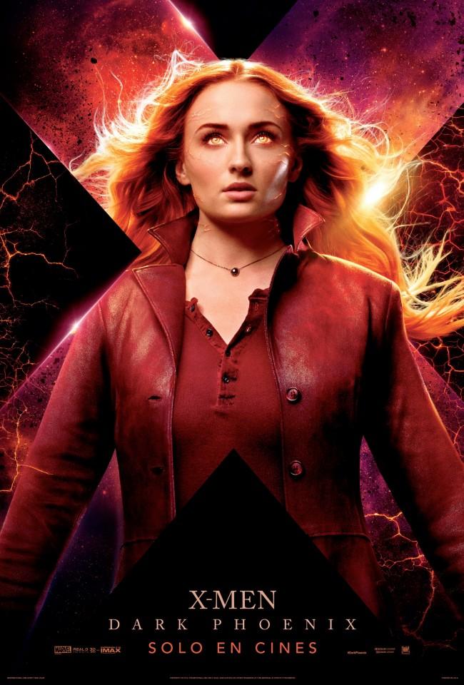 XMEN: Dark Phoenix
