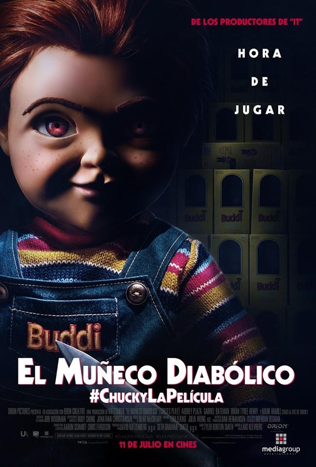 El Muñeco Diabólico (estreno)