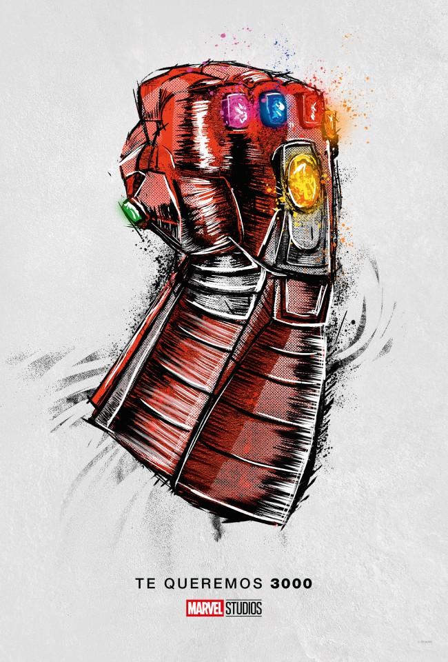 Avengers Endgame: Versión Extendida (estreno)