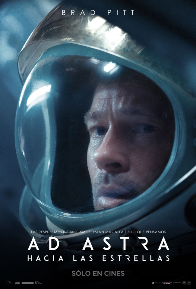 Ad Astra: Hacia Las Estrellas (estreno)