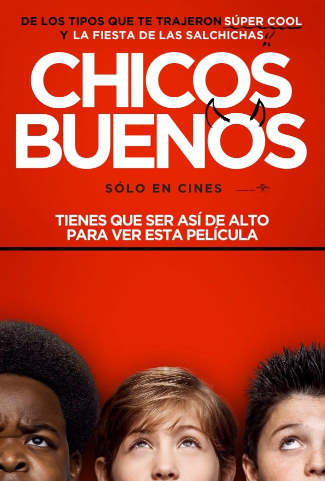 Chicos Buenos (estreno)