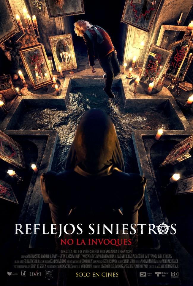 Reflejos Siniestros (estreno)