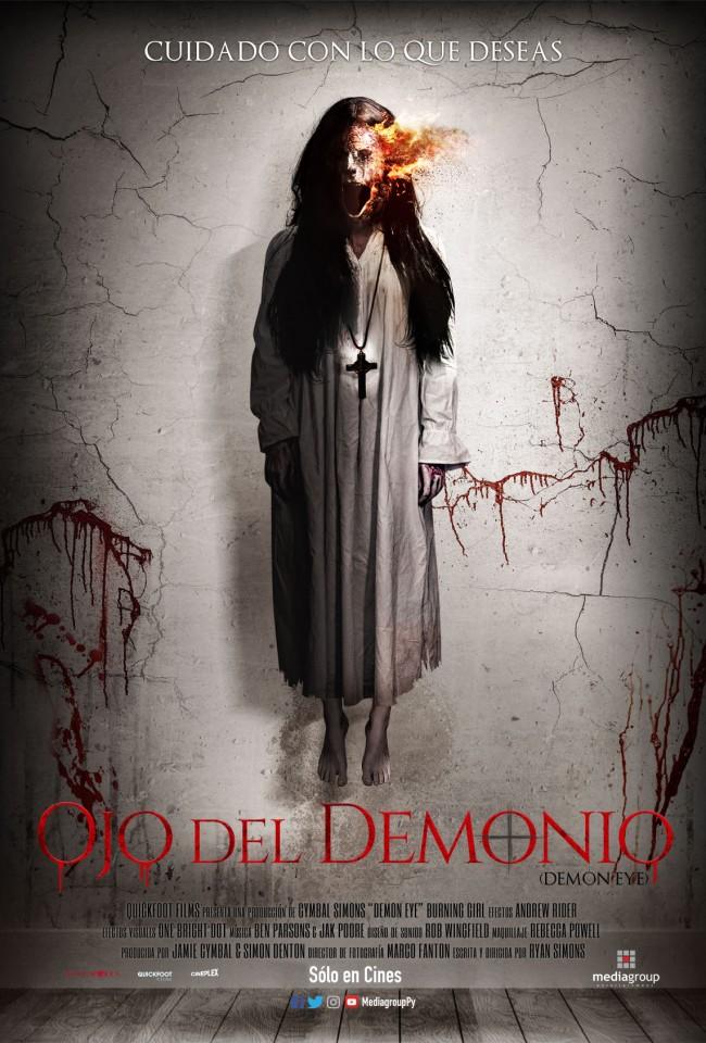 Ojo Del Demonio (estreno)
