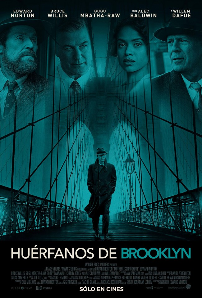 Huérfanos De Brooklyn (estreno)