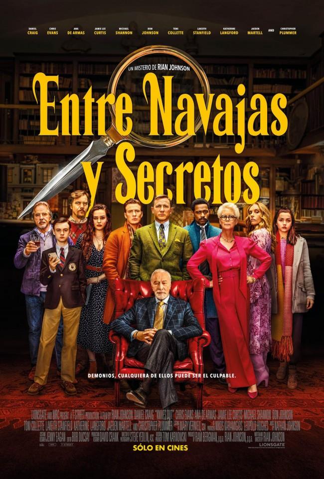 Entre Navajas Y Secretos (estreno)
