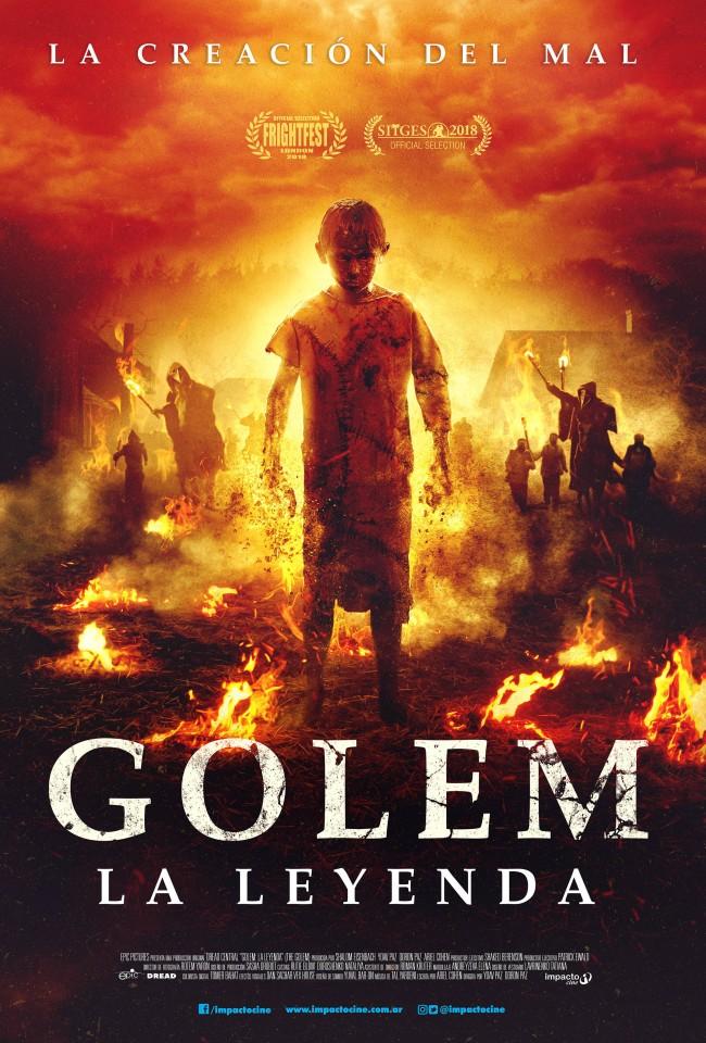 Golem: La Leyenda (estreno)