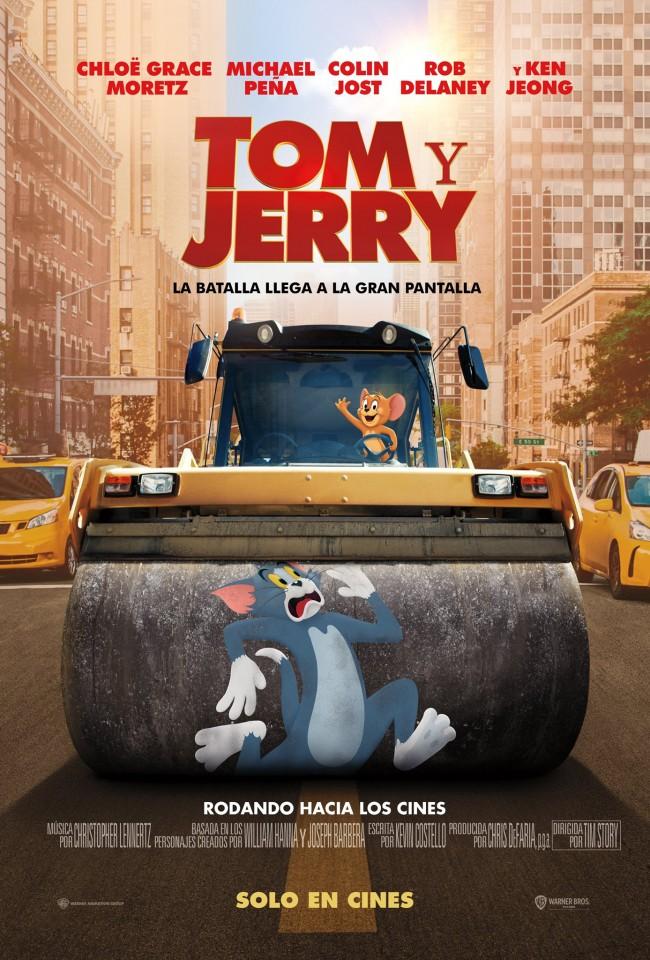Tom y Jerry (estreno)