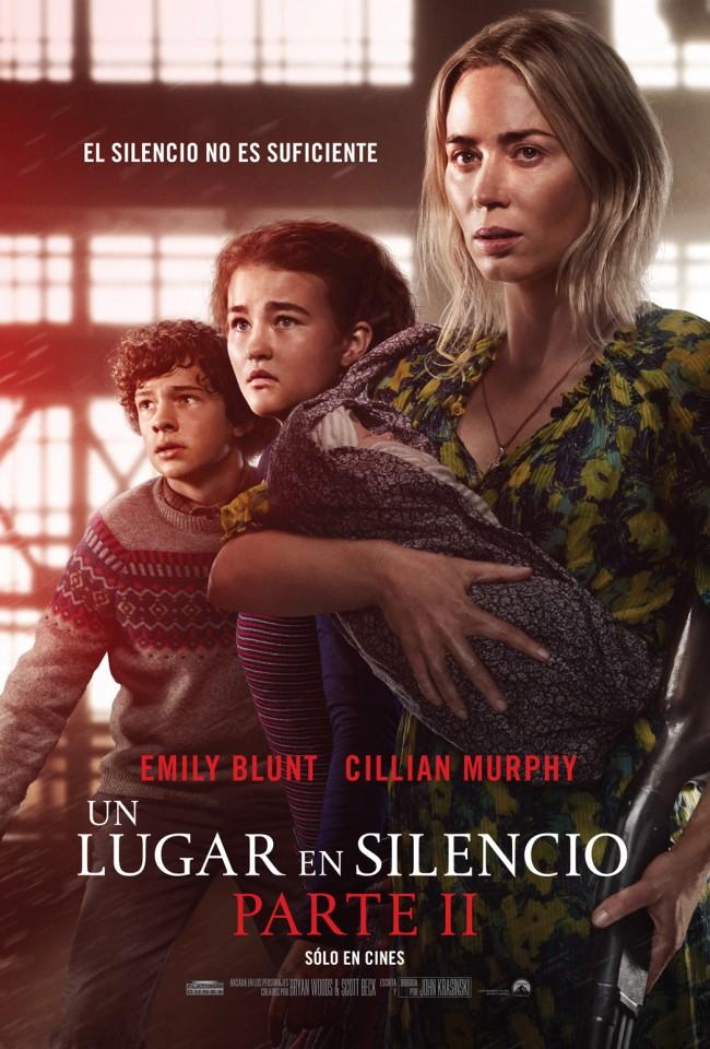 Un Lugar En Silencio: Parte 2 (estreno)