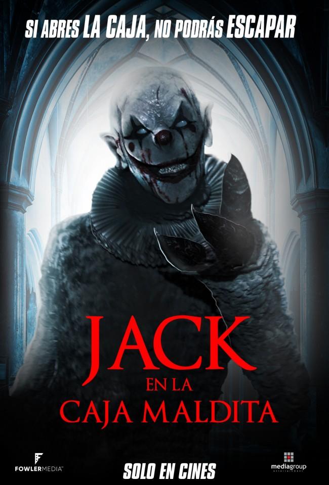 Jack En La Caja Maldita (estreno)