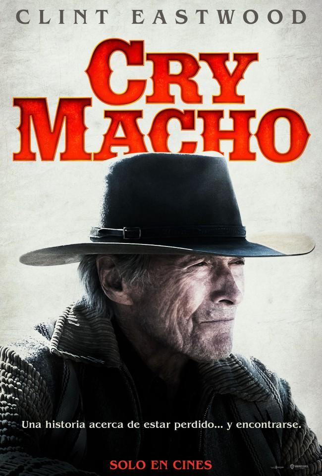 Cry Macho (estreno)